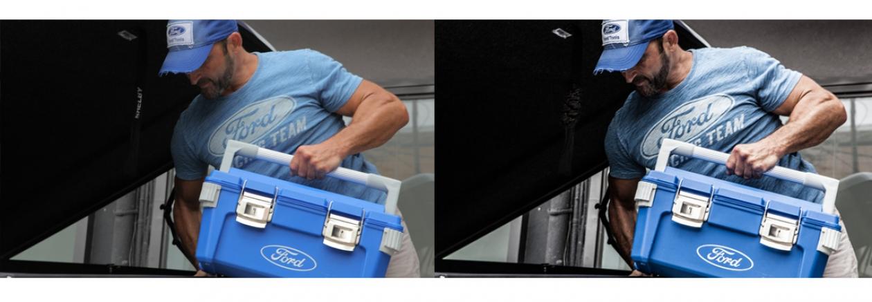 Producción fotografica ford tools