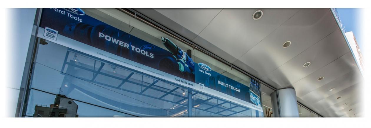 Vidrieras Ford Tools