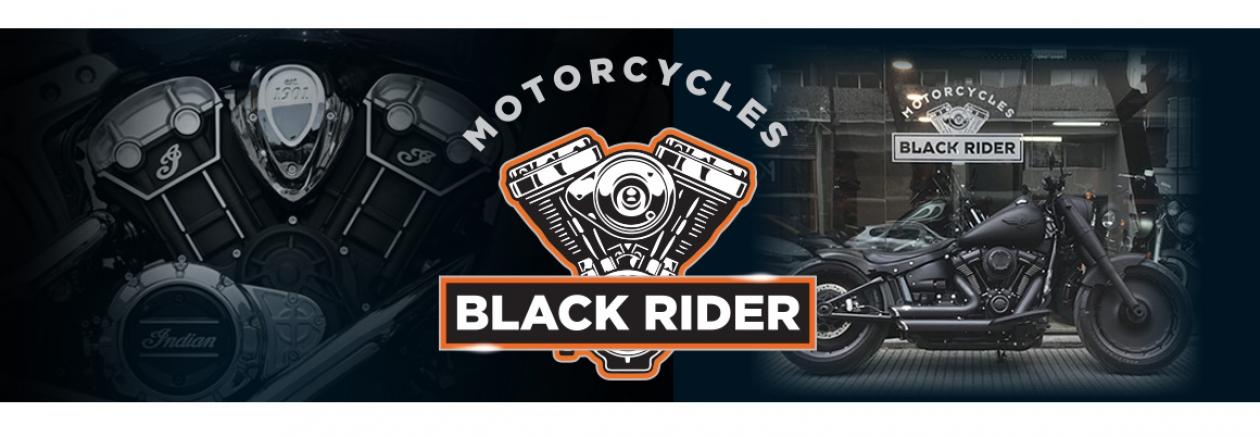 black rider - logotipo