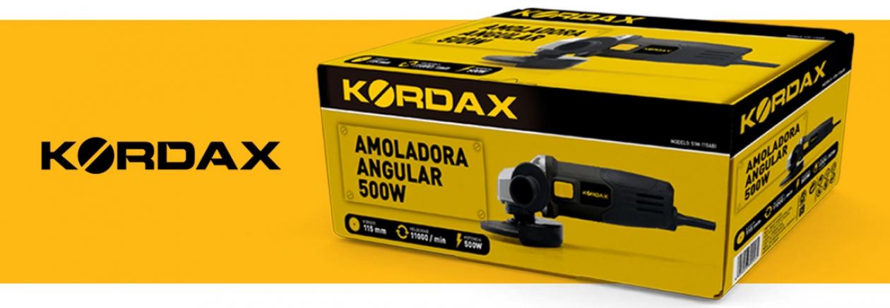 Kordax 2017 packaging