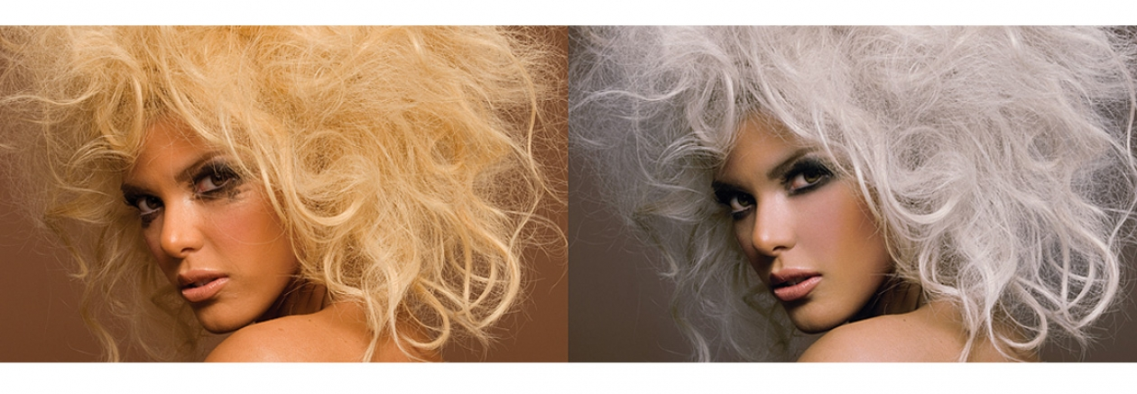 high end beauty retouch