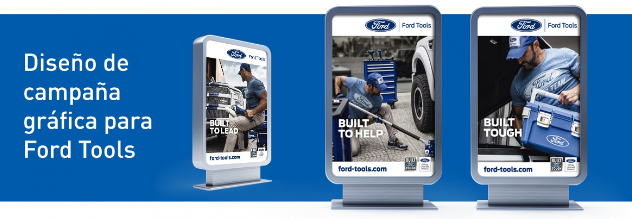 Ford Tools - Advertising